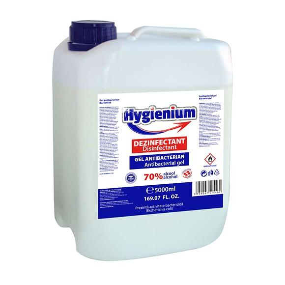 Gel Antibacterian 70% Alcool, 5l